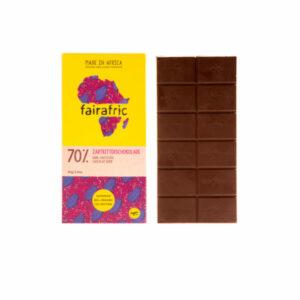 Fairafric 70% Zartbitterschokolade