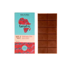 Fairafric Milchschokolade